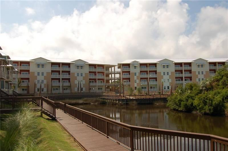 WATERSIDE CONDO 307 - Image 1 - Mexico Beach - rentals