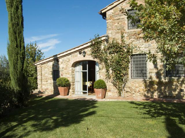 Gialla - Wonderful Tuscan Apartment in Chianti - Image 1 - Greve in Chianti - rentals