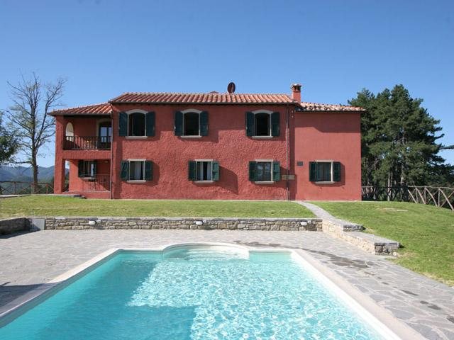 La Collina - Collinaccia Lower and Upper - Image 1 - Marradi - rentals