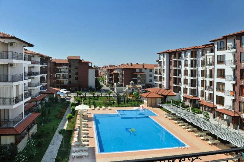 Complex Apollon - 2-BDR Apartment at Apollon Complex close to beach - Ravda - rentals