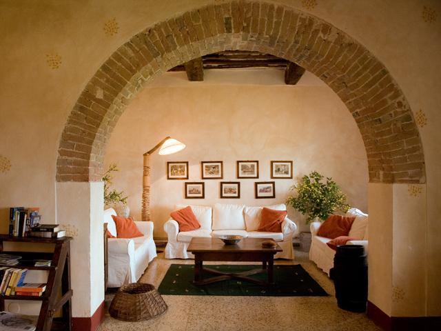Borgo di Stomennano - Tinaione - Image 1 - Monteriggioni - rentals