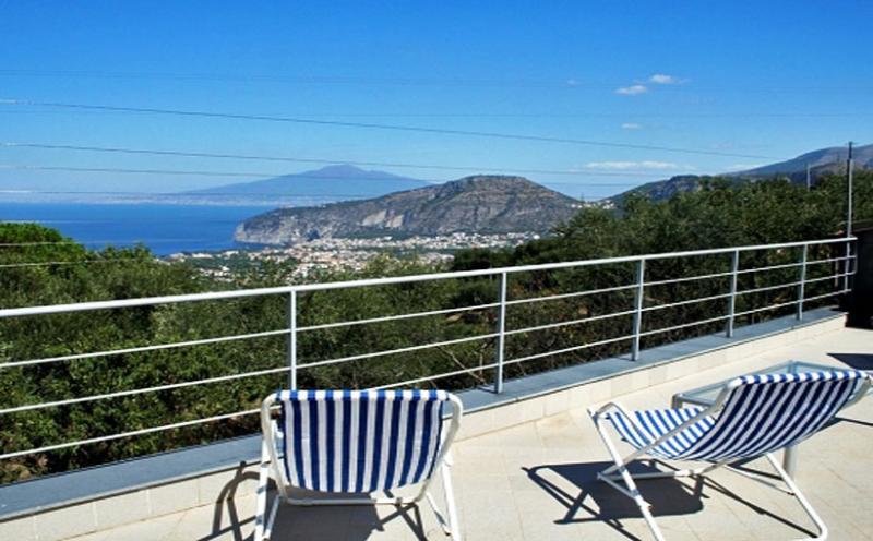 Villa sui Colli - VILLA SUI COLLI - 2 Bedrooms - Sorrento hill - Sorrento - rentals