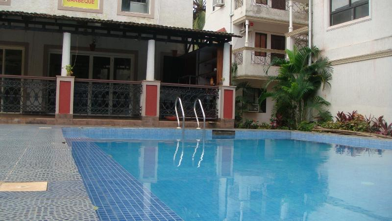 Swimming Pool Facing - Fully furnished - Two Room Appt. in Calangute, Goa - Calangute - rentals