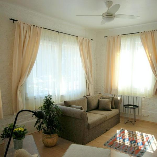 Living Room - Oneapartistanbul - Istanbul - rentals