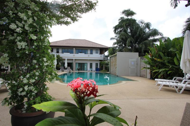 Overview - Babylon Pool Villas - double bedroom apartments - Rawai - rentals