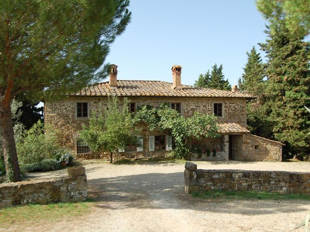 Large Country House in Chianti at Brogino - Image 1 - Badia a Passignano - rentals