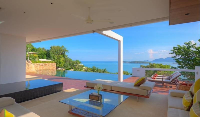 Villa 57 - Unique and Stylish with Sea Views - Image 1 - Choeng Mon - rentals