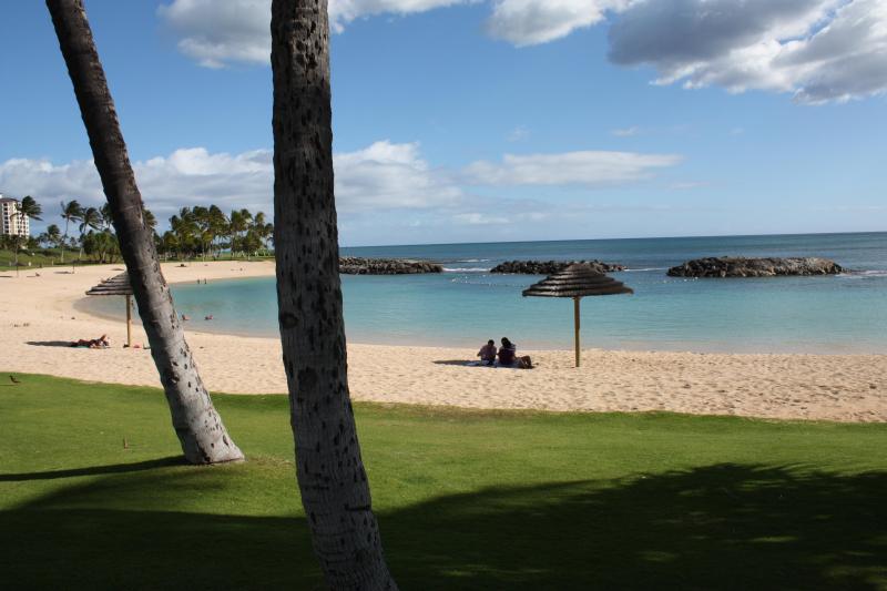 Beautiful Honu Lagoon - Only Steps Away!!! - Large Luxury Beach Villa with Great Ocean View =) - Kapolei - rentals