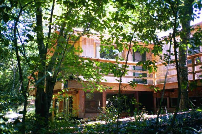CottageWoodsExt - Secluded Cottage Hideaway - Provincetown - rentals
