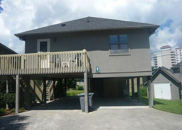 Affordable, Cozy, Clean Guest Cottage Rental in Myrtle Beach - Image 1 - Myrtle Beach - rentals