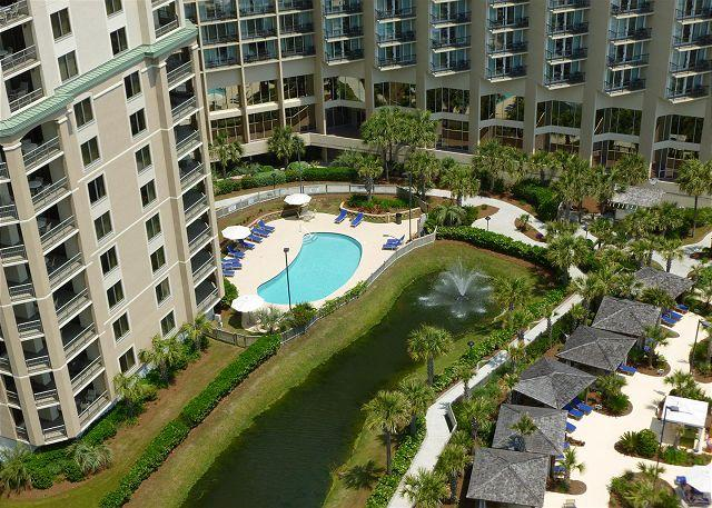 Stunning spacious condo @ Kingston Plantation Royale Palms- Myrtle Beach SC - Image 1 - Myrtle Beach - rentals