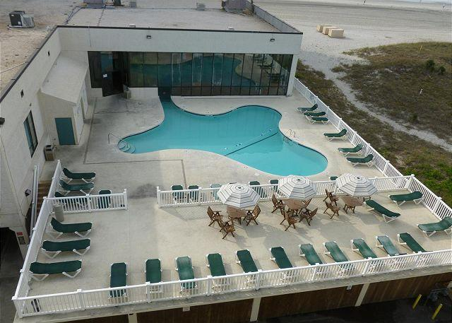Corner Oceanfront unit with great views@ Sands Beach Club #628 - Image 1 - Myrtle Beach - rentals