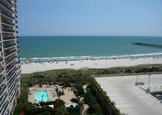 Incredible View from 3 Bedroom Condo at Brighton Towers in Kingston Plantation, Myrtle Beach SC - Image 1 - Myrtle Beach - rentals