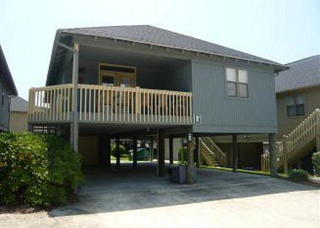 Comfortable and Affordable 3 Bedroom Guest Cottage at Myrtle Beach SC - Image 1 - Myrtle Beach - rentals