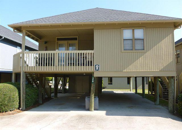 Comfortable and Affordable Guest Cottage on Myrtle Beach SC - Image 1 - Myrtle Beach - rentals