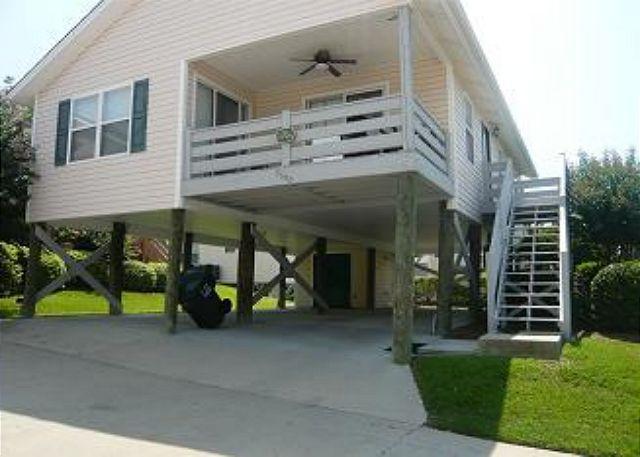 Nice peaceful 3 bedroom @ Ocean Green Cottages #9690-Myrtle Beach SC - Image 1 - Myrtle Beach - rentals