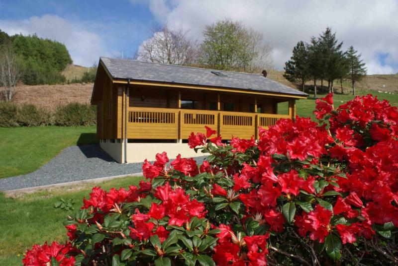 Beech Lodge - Beech Lodge, Cill-Mhoire Self Catering Lodges - Isle of Mull - rentals