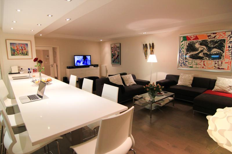 Brugman Court Luxurious 120m2 apartment - Image 1 - Ixelles - rentals