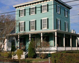 Property 32965 - Spacious 9 Bedroom-5 Bathroom House in Cape May (Heavenly House in Cape May (32965)) - Cape May - rentals