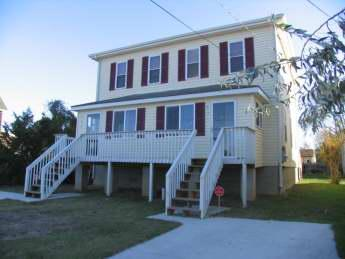 Ideal House with 3 BR/2 BA in Cape May (Twin Bank 48313) - Image 1 - Cape May - rentals
