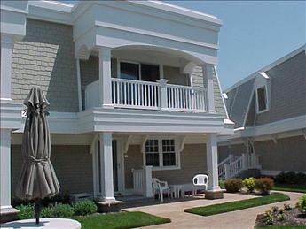 Property 72321 - Comfortable 2 Bedroom-2 Bathroom Condo in Cape May (72321) - Cape May - rentals
