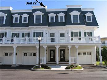 Heavenly Condo with 4 BR & 5 BA in Cape May (89835) - Image 1 - Cape May - rentals