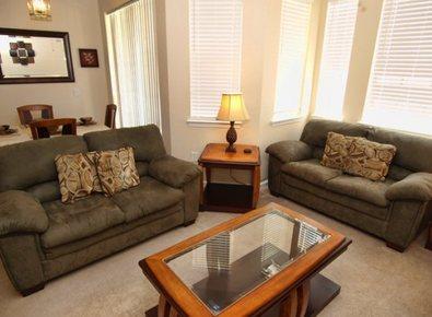 The Beautiful Living Room - Luxury Poolview Penthouse - Davenport - rentals