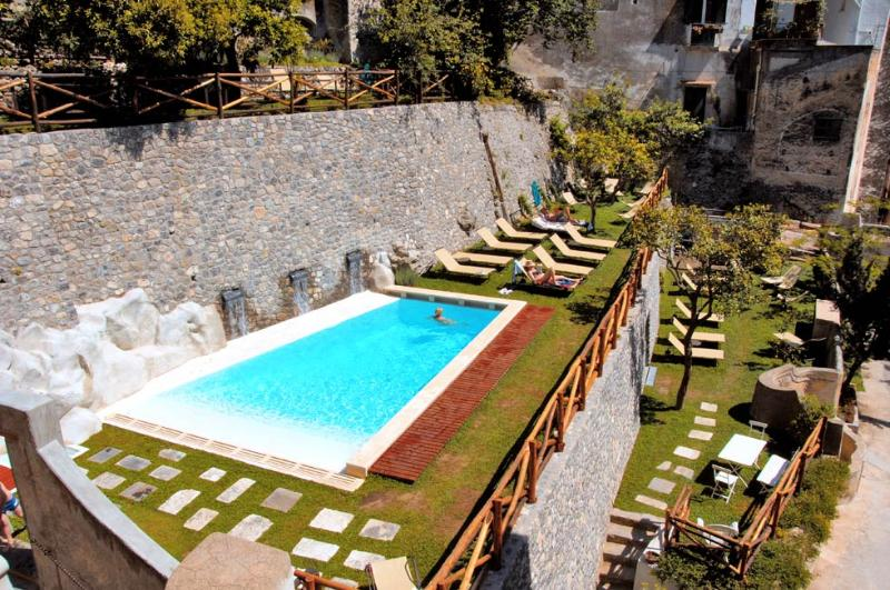 Loft Apartments with POOL - Amalfi town - Image 1 - Amalfi - rentals