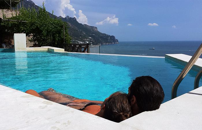 Limone - Sea View - pool - offer 25 - 30 August - Image 1 - Ravello - rentals