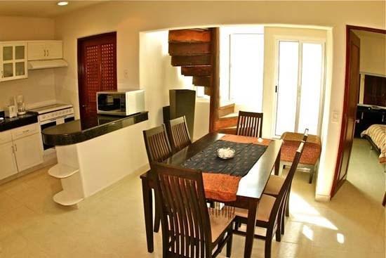 Great House with 2 BR/1 BA in Playa del Carmen (Playa Kan 32 - PK32) - Image 1 - Playa del Carmen - rentals