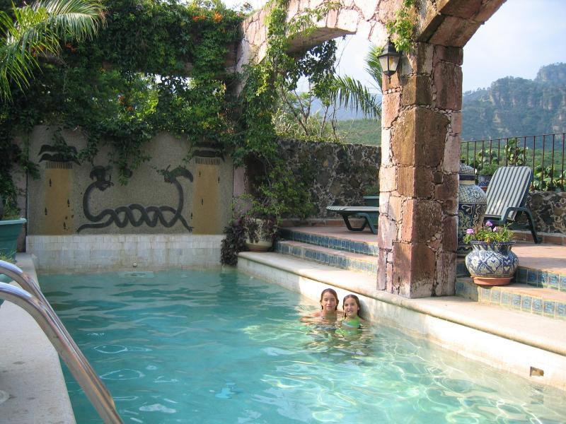 Pool - Villa San Clementito - Tepoztlan - rentals