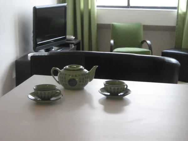 Breakfast nook - Green Room Gardens Self Catering Apartment - Cape Town - rentals