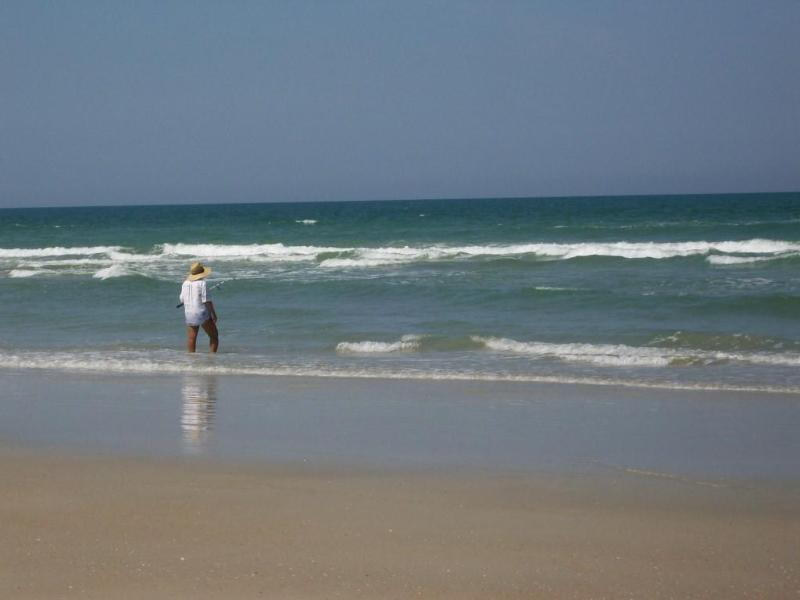 "The Beach in New Smyrna Beach, Florida - Come for a great vacation at our ""Beach Cottage"" - New Smyrna Beach - rentals"