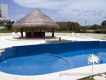 Luna Maya N3 Condo, Coco Beach, Playa del Carmen - Image 1 - Playa del Carmen - rentals