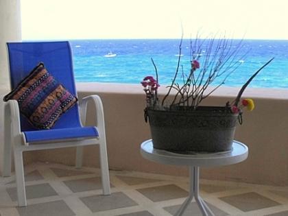 Ocean Front Condo at  Puerto Aventuras, CB4A - Image 1 - Playa del Carmen - rentals