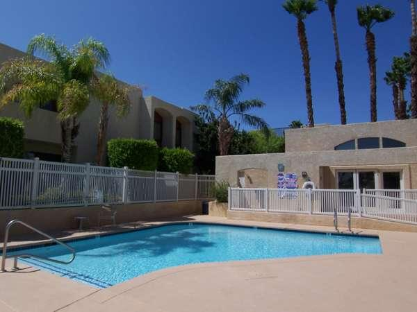 Community Features Two Pools, Two Spas and Two Tennis Courts - 3663 - Palm Springs - rentals