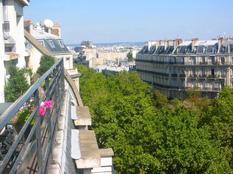 front balcony - Trocadero/Arc de Triomphe-Elegance, Views, A/C - Paris - rentals