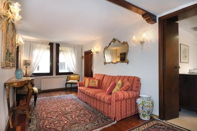 The main living room - Ca' Della Corte - Venice - rentals