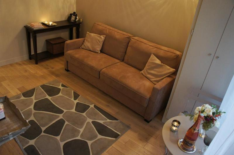 General view 1 - Studio Pantheon - Latin quarter area - Paris - rentals