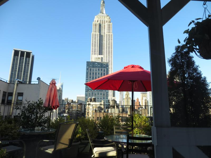 Midtown Penthouse (w/1000 sq ft Private Terrace!) - Image 1 - New York City - rentals