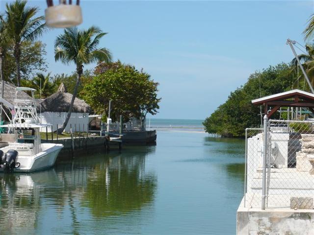 Canal to Ocean - MATECUMBE JEWEL - Islamorada - rentals