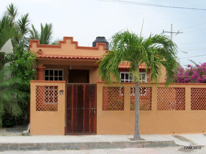 Front - Casa Buena Fortuna Xcacel Beach  Akumal - Akumal - rentals