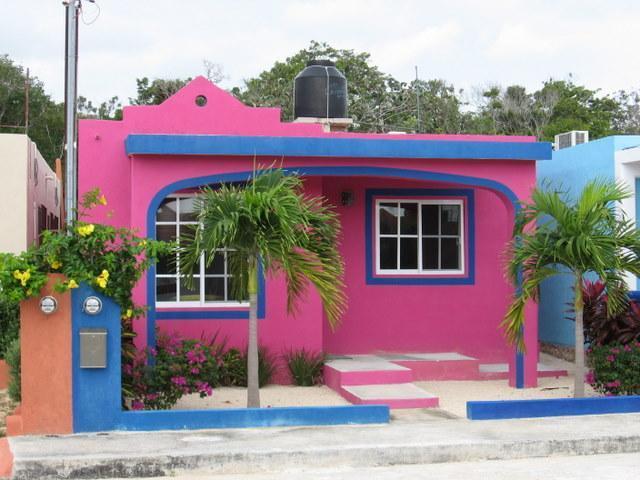 Casa Rosa Two BR ! Between Akumal-Tulum - Image 1 - Akumal - rentals