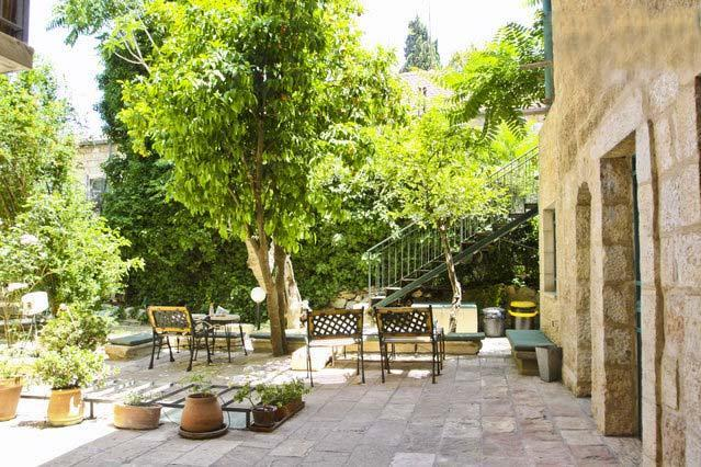 Magas House - Patio - The Cellar - Superb Location - By the Old City - Jerusalem - rentals