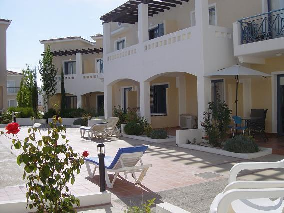 Gardens - Holiday Villa with Pool to Rent in Paphos Cyprus - Paphos - rentals