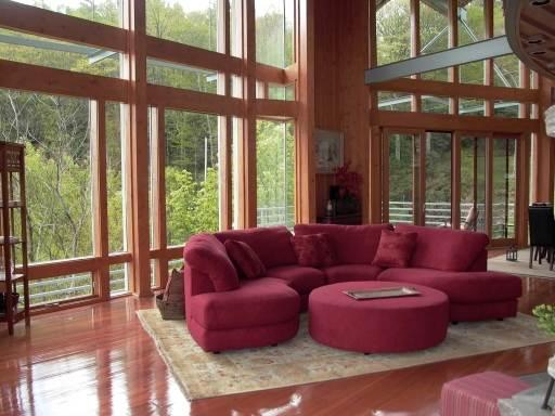 Butterfly House- Phenomenal Views + Waterfall - Image 1 - Highlands - rentals