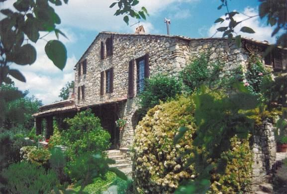 Front of House - Villa Masseto, Castellini in Chianti, sleeps 10 - Castellina In Chianti - rentals