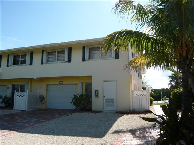 Front of House - VILLA BELLA 13 - Key Largo - rentals
