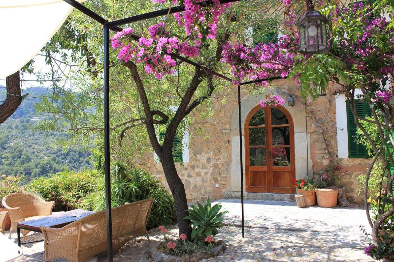 Top Terrace - Unique 200 Year Old Traditional Mallorcan House - Deia - rentals