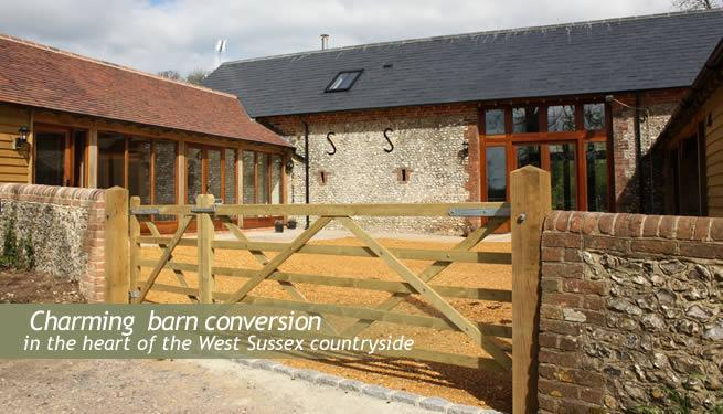 Barn - Orchard Barn - Chichester - rentals